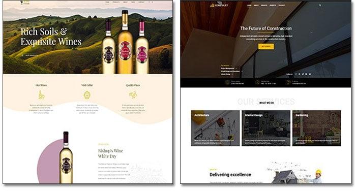Κατασκευή ιστοσελίδας επιχείρησης